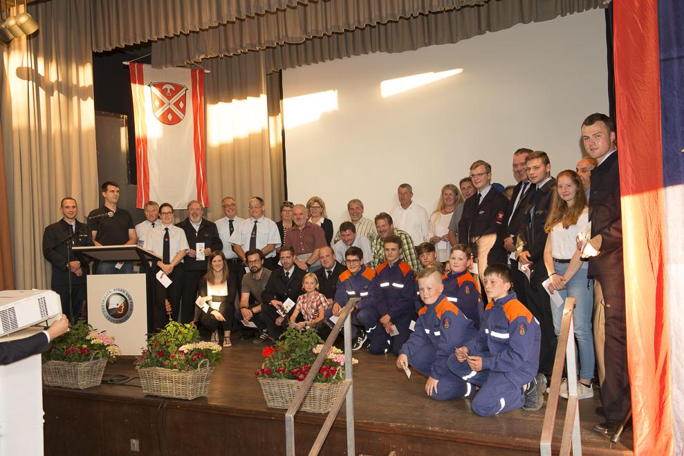 50 Jahre Jugendfeuerwehr